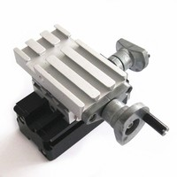Metal Cross Table Max Route X Axis 50mm Y Axis 30mm Dedicated Zhouyu The First Tool