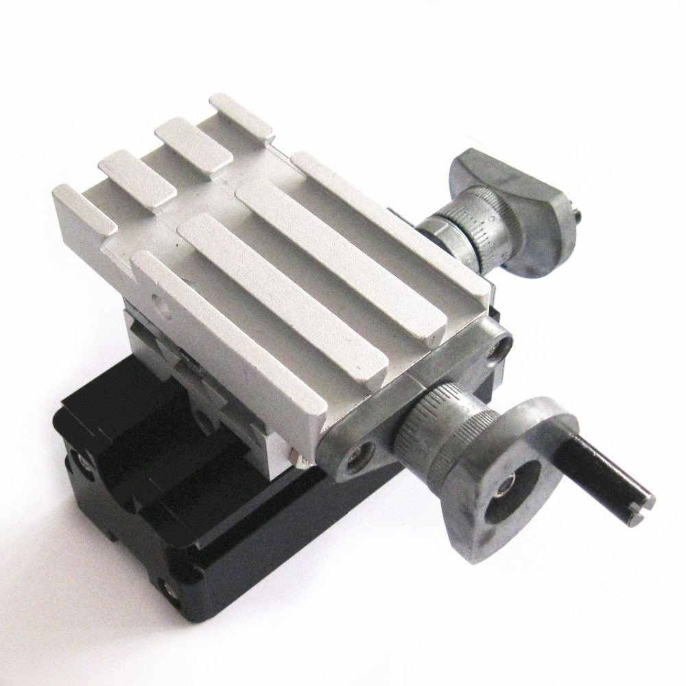 Metal Cross Table Max Route X Axis 50mm Y Axis 32mm Dedicated Zhouyu The First Tool Metal Mini Machine