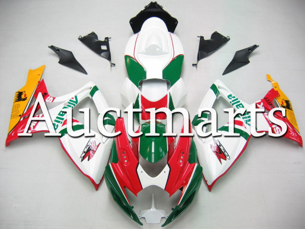 Fit for Suzuki GSX-R 600 2006 2007 ABS Plastic motorcycle Fairing Kit Bodywork GSXR600 06 07 GSXR 600 GSX R600  CB33