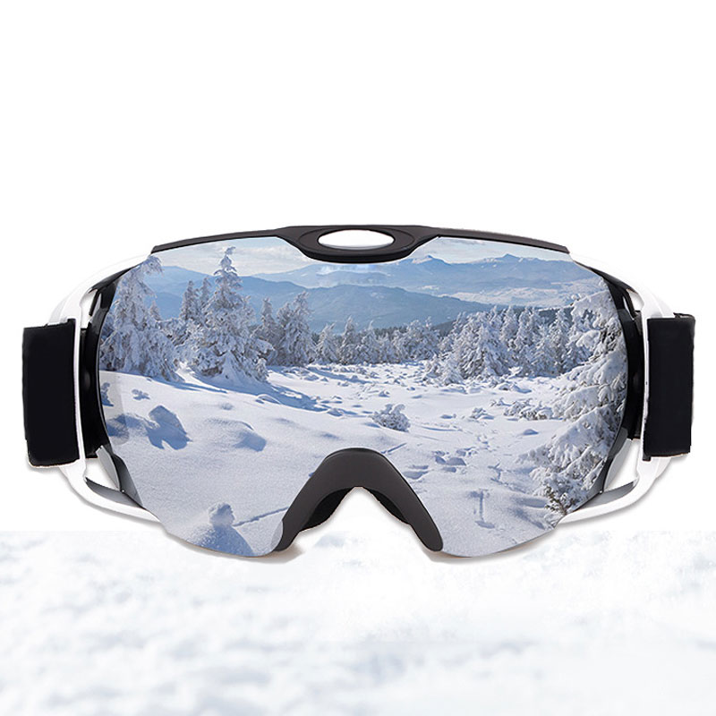 New Ski Goggles Men Women Double Lens UV400 Anti-fog Snowboard Skiing Glasses Big Mask Snow Eyewear topeak outdoor sports cycling photochromic sun glasses bicycle sunglasses mtb nxt lenses glasses eyewear goggles 3 colors