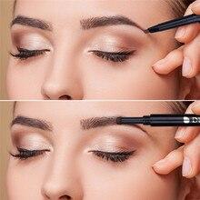 Waterproof Black Smooth Eye Liner Pen Eyeliner Liquid Eyeliner Pencil Long-lasting Dry Fast Beauty Essential Makeup Tools