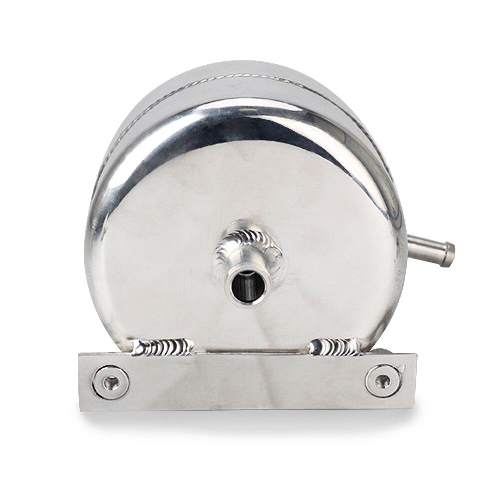 Pour MINI Cooper S R52 R53 accessoires de voiture en-tête de refroidissement Expansion trop-plein réservoir d'eau et bouchon réservoir en aluminium bidon YC101471 - 5