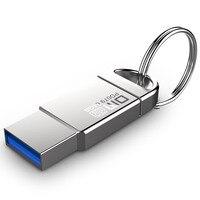 USB3.0 فلاش محرك عالية السرعة PD079 16 GB 32 GB 64 GB المعادن سرعة الكتابة من 10 MB 60 MB-في محركات أقراص USB المحمولة من الكمبيوتر والمكتب على