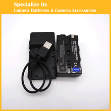 2900mAh Excessive capability NP-F570 NP-F550 Digital camera Battery charger set for Sony CCD-SC55 TRV81 DCR-TRV820Ok
