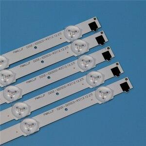 Image 3 - 9 Lamps LED Backlight Strip For Samsung UE32F4000AW UE32F5000AK UE32F5000AW UE32F6400AK UE32F6400AW Bars Kit Television LED Band