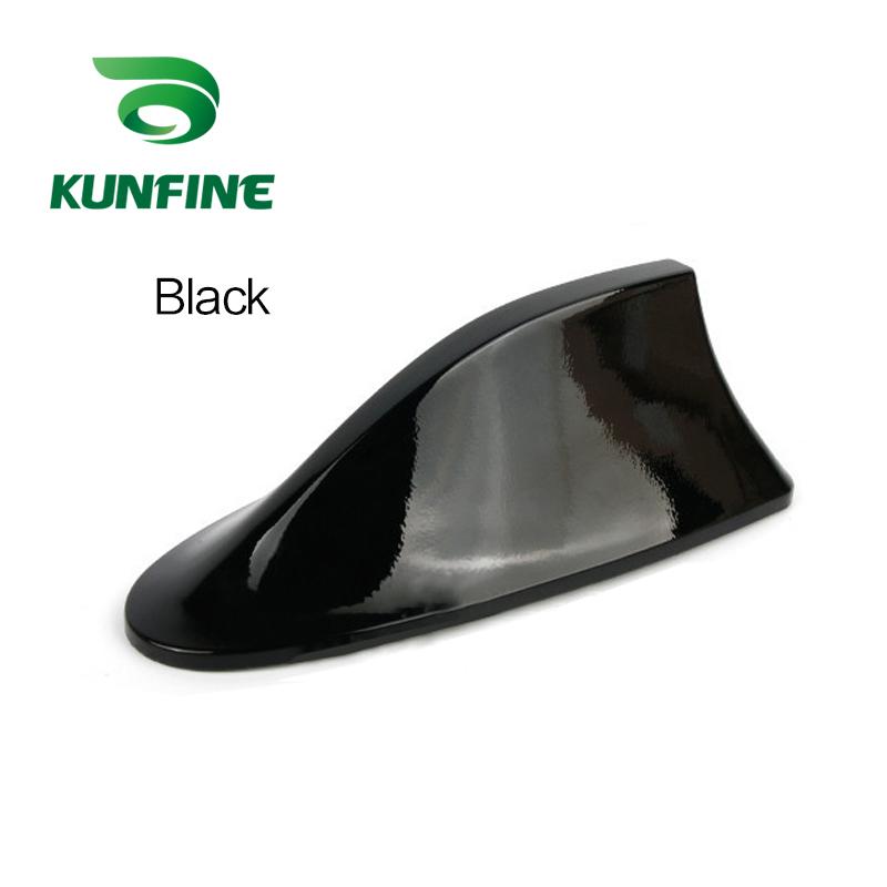 Shark Fin car Radio Antenna-BLACK