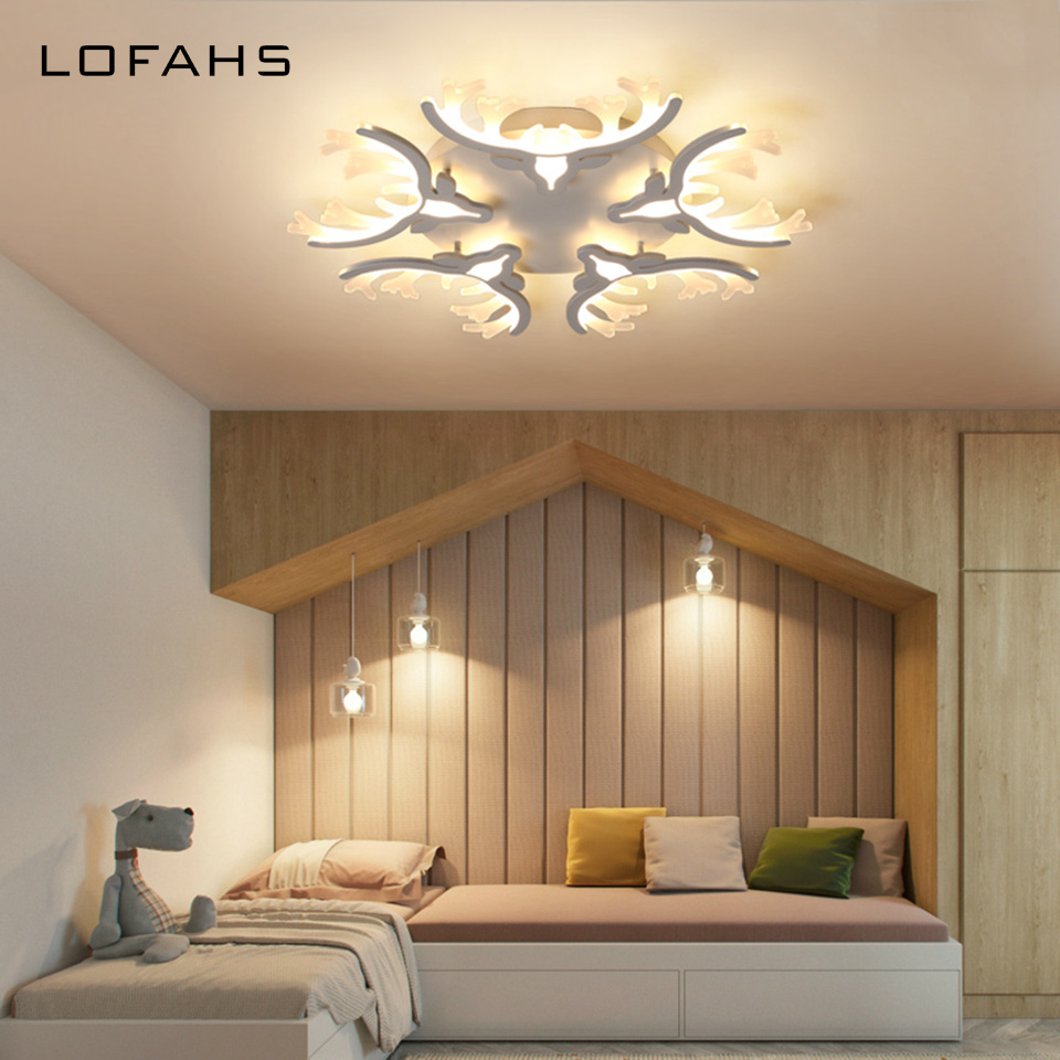 Lofahs modern led chandelier lamp remote ceiling chandelier lighting lofahs modern led chandelier lamp remote ceiling chandelier lighting fixture for dining living room bedroom kitchen salon child in chandeliers from lights arubaitofo Choice Image