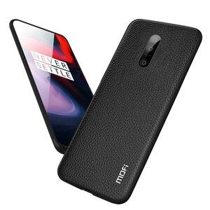 Image 2 - Чехол для Xiaomi 9 T, чехол для Mi 9 T, задний корпус для 9 t, MOFi Coque 9 T, ТПУ, искусственная кожа, Мягкий силикон, полная защита от падения, Xiomi