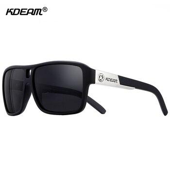 03357f8e6a58c Young Guys Polarized Sunglasses Sport Brand Men Glasses Steampunk Goggles  Impact-resistant Sunglass Women KDEAM CE