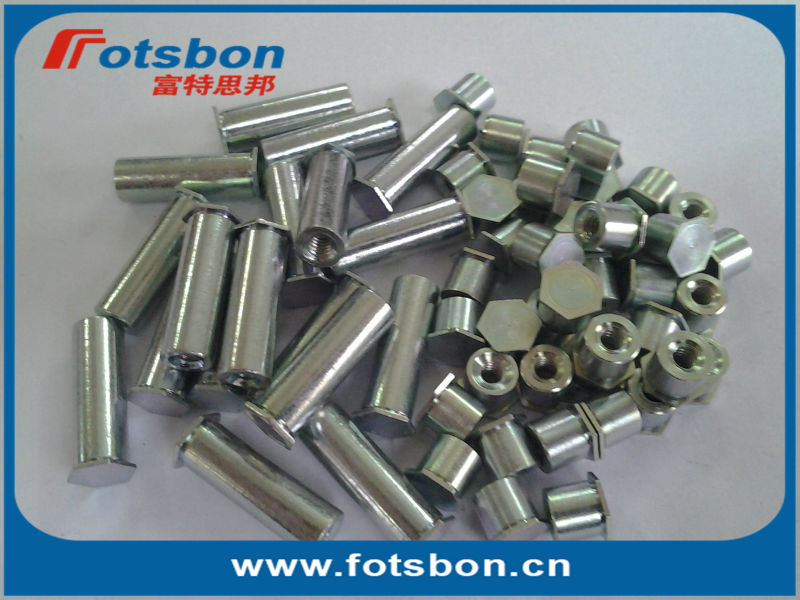 BSO4-440-34   Blind hole standoffs, SUS 416, in stockBSO4-440-34   Blind hole standoffs, SUS 416, in stock