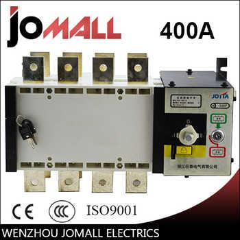 PC grade 400amp 220V/ 230V/380V/440V 4 pole 3 phase automatic transfer switch ats - DISCOUNT ITEM  0% OFF All Category
