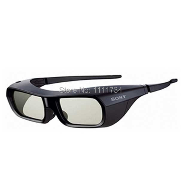Buy Free Shipping Original authentic  Shutter 3D glasses TDG-BR250 / B with HX800, HX750, NX720 for only 28.99 USD