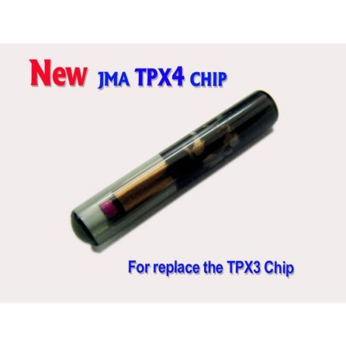 Keyecu Ключи чипы, яма TPX4 Cloner Чип клон ID46, может заменить TPX3 чип