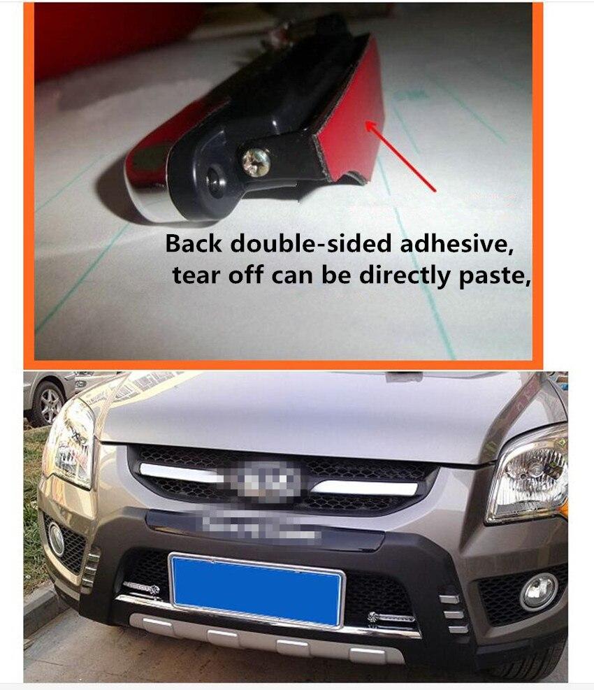 2Pcs Car Lights LED Car Headlight For Cadillac ATS SRX CTS