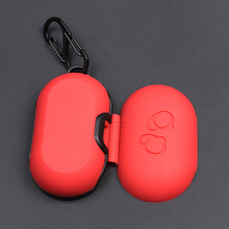 Image 4 - New Matte Soft Silicon Cover For Samsung Galaxy Buds 2019 Case Charging Sleeve Wireless Headphone Earphone Protective Skin-in Earphone Accessories from Consumer Electronics