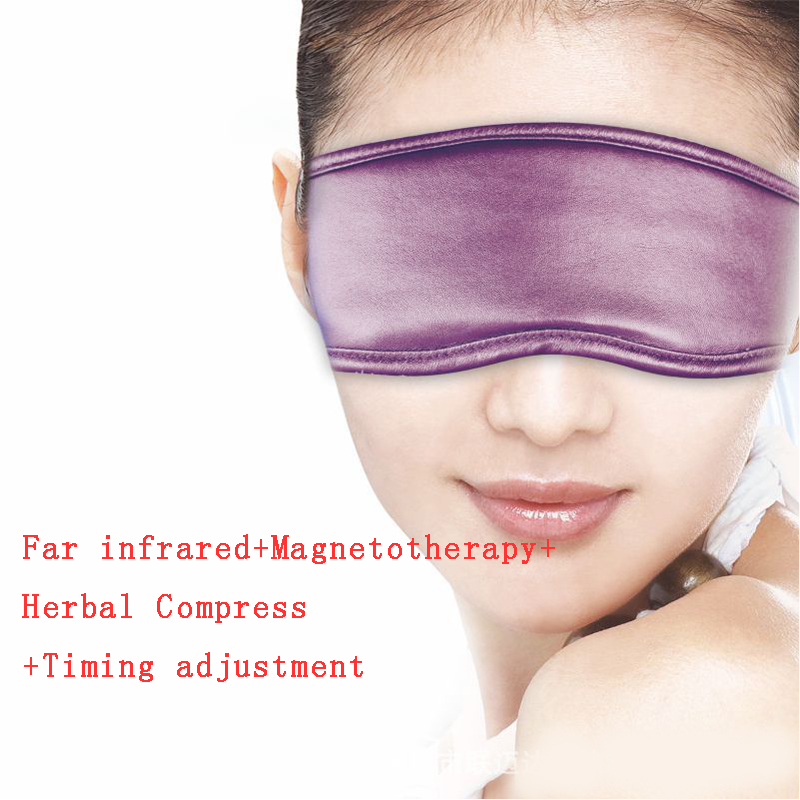 ФОТО Far-infrared hot compress timing goggles stone needle Lavender soothe the nerves of sleep to eliminate fatigue