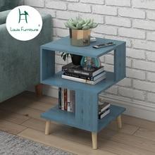 Модные журнальные столики в скандинавском стиле, простой современный маленький чайный столик, креативный Квадратный маленький обеденный экономический диван класса