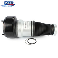 Front Air Suspension Spring Strut For Mercedes S350 S400 S550 S600 W221 S63 S65AMG 2007 2012