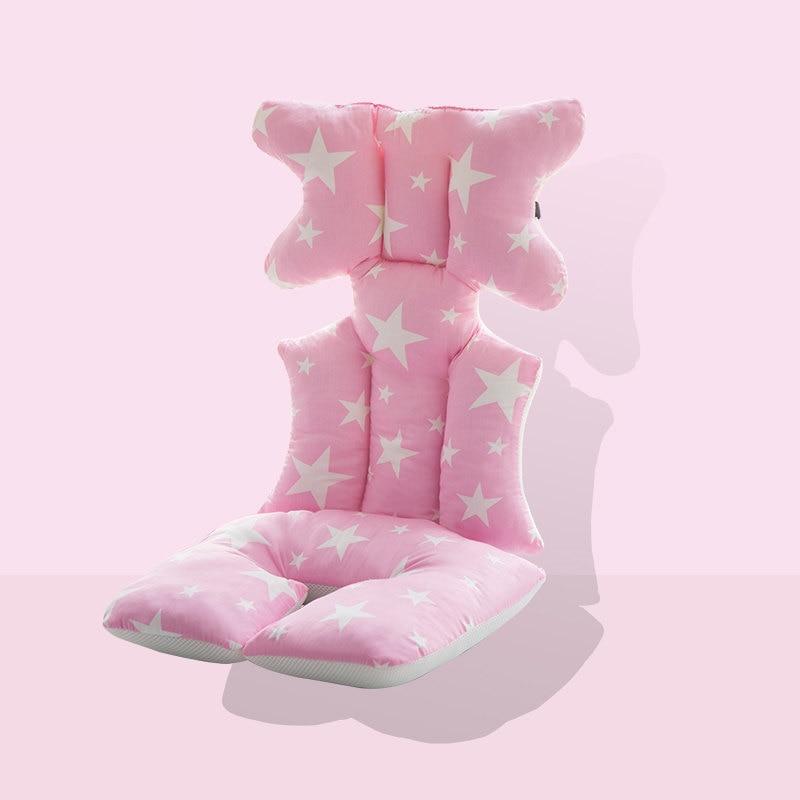 Azul rosa gris colores Pram espesar almohadilla para cochecito - Actividad y equipamiento para niños - foto 2