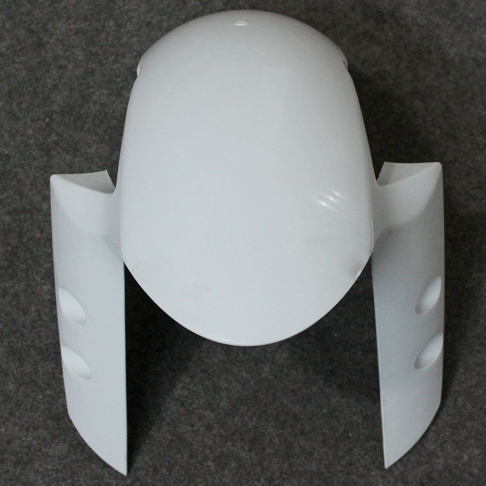 Unpainted Front Fender Mud Guard Fairing For Yamaha YZF R1 YZFR1 YZF-R1 2009 - 2012 2011 2010 Individual Motorcycle Mudguard motorcycle fender eliminator tidy tail for yamaha yzf r1 yzf r1 yzfr1 2004 2005 2006 2007 2008 2009 2010 2011 2012 chrome