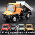 1:43 alloy car models,high simulation engineering truck,metal Diecasts,toy vehicles,high-end ornaments,free shipping