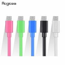 Pour iPhone XS câble USB type C câble de USB C de charge rapide pour Samsung S8 S9 Pocophone F1 chargeur de téléphone Micro USB C able pour Huawei