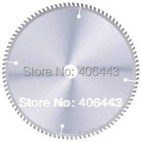 """Lame circolari da 10 """"TCT per punte da taglio ATB in alluminio 250mm * 120T"""