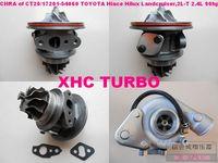 NEW Cartridge Chra of CT20 17201 54060 Turbo Turbocharger for TOYOTA Hiace Hilux Landcruiser,2L T 2.4L 90HP