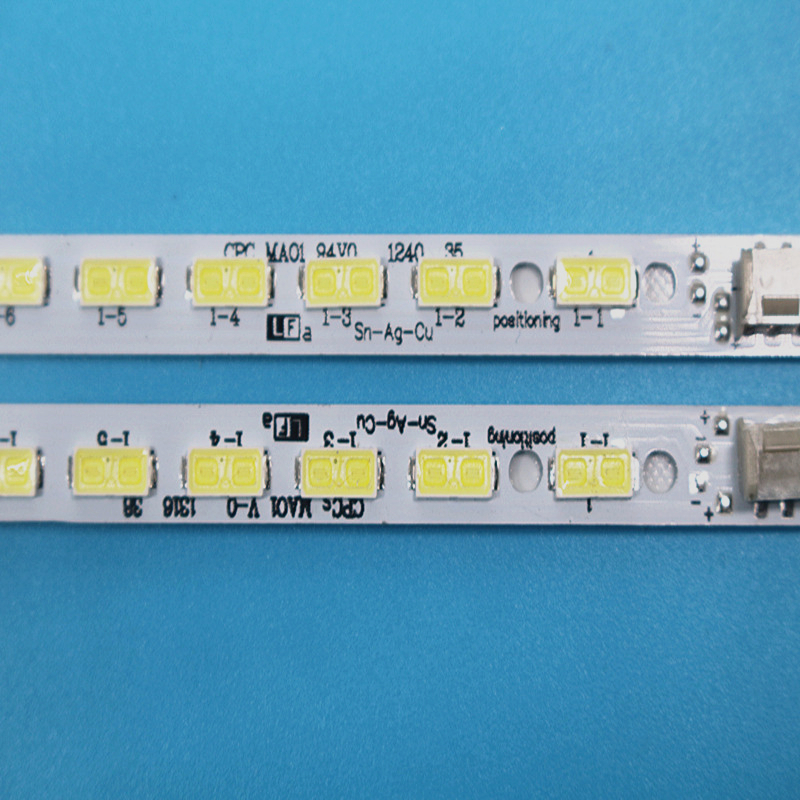 New LED Backlight Lamp Strip 68leds For Sharp 60