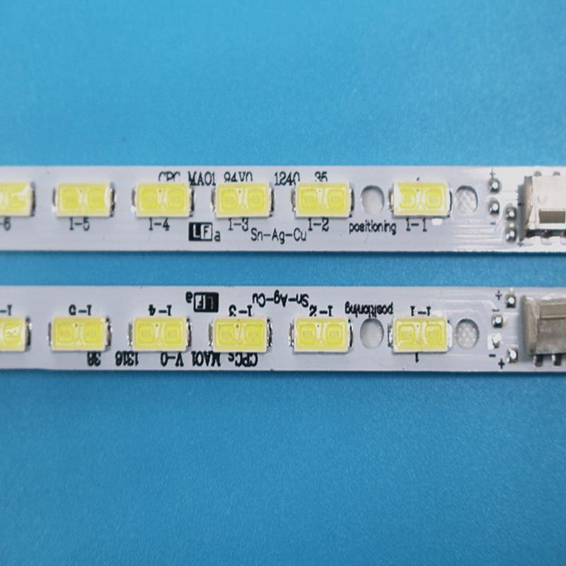 New LED Backlight Lamp Strip 68leds For Sharp 60
