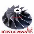 Kinugawa турбо компрессор колеса 40/53 мм для Mitsubishi TD04-13C/для Volvo 49189-01000/01010