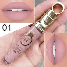 20 Colors Long-Lasting Nutritious Lipstick High-capacity Matte Lip Gloss Women Make Up Cosmetics Big