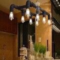 Amerikanischen klassischen Edison pendelleuchte pendelleuchten jahrgang industrielle beleuchtung stil Enthalten edison birne Kostenloser versand-in Pendelleuchten aus Licht & Beleuchtung bei