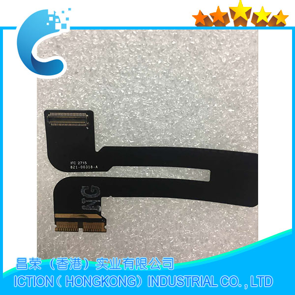 Original NEW A1534 LCD Display Cable 821-00318-A for Apple Macbook Retina 12 A1534 LCD Display Cable 2015 2016 Year