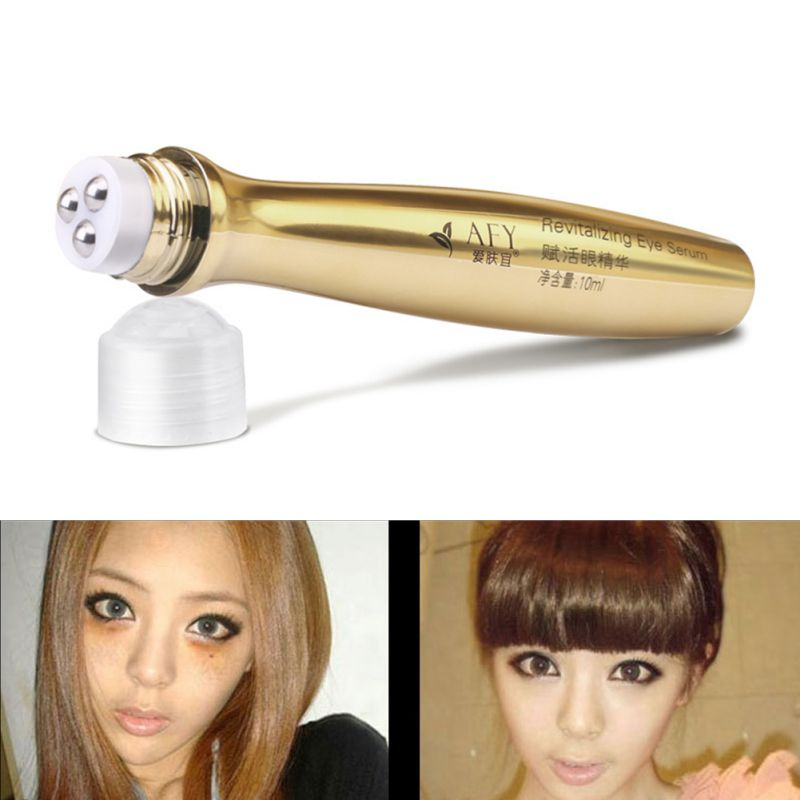 24K Golden Collagen Correcting Dark Wrinkle Firming Eye Cream Anti Aging Women Lady Face Care Maquiagem