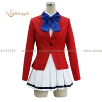 Kisstyle Fashion Bludgeoning Angel Dokuro Chan Dokuro Chan Uniform COS Clothing Cosplay Costume,Customized Accepted