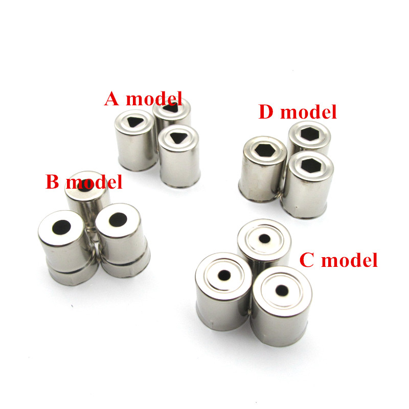 (10 pieces/lot) ! Galanz Microwave Oven Magnetron 2m214 Antenna Steel Cap Replacement,Four Models for Choose !