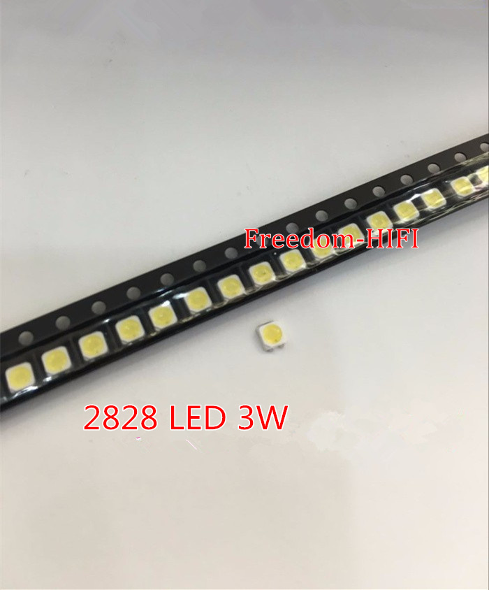 100PCS SAMSUNG LED Backlight TT321A 1.5W 3V 3228 2828 Cool White LCD Backlight For TV TV Application SPBWH1320S1EVC1BIB