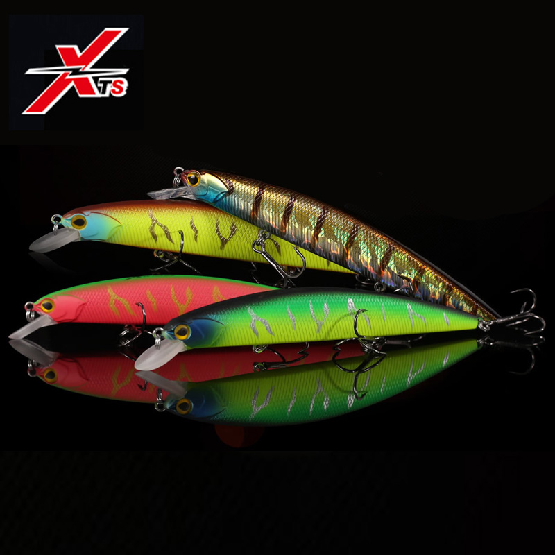 Sea Fishing Lures Artificial Minnow Decoy 130mm 20g Wobblers Topwater Floating 0.5m-1.5m Plastic Lip Bass Pike Hard Jerkbait3523