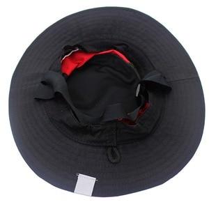Image 5 - Outflyใหม่สไตล์ถังหมวกหมวกชาวประมงครีมกันแดดแคมเปญเหมาะสำหรับกิจกรรมกลางแจ้งผู้ชายและผู้หญิง