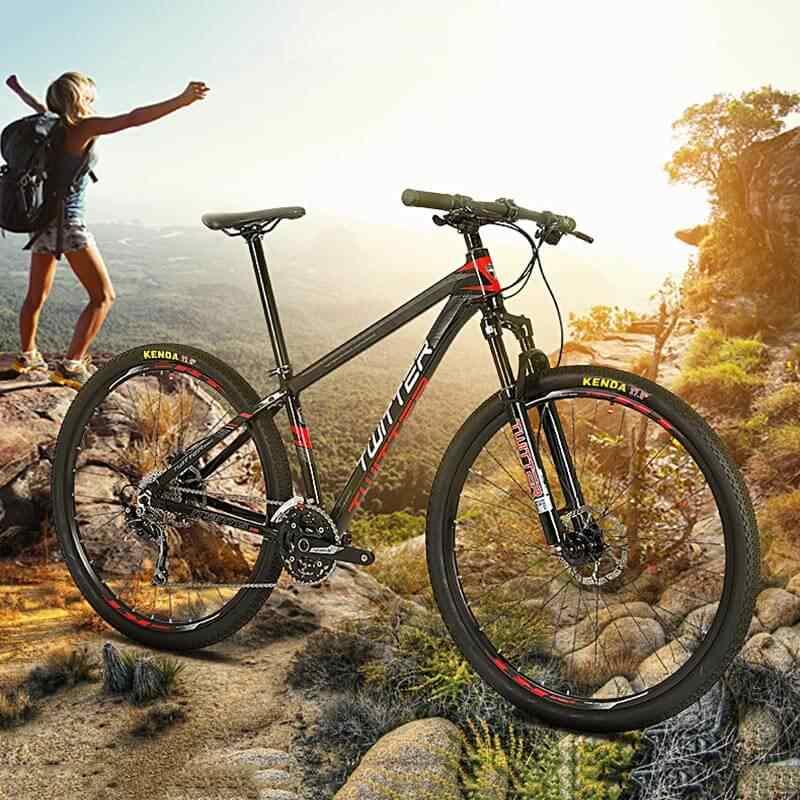 "Mountain bike 30/33 velocidade 26 ""/27.5"" polegadas dobrável bicicleta freios a disco duplo dobrável mountain bike bicicletas estudante"