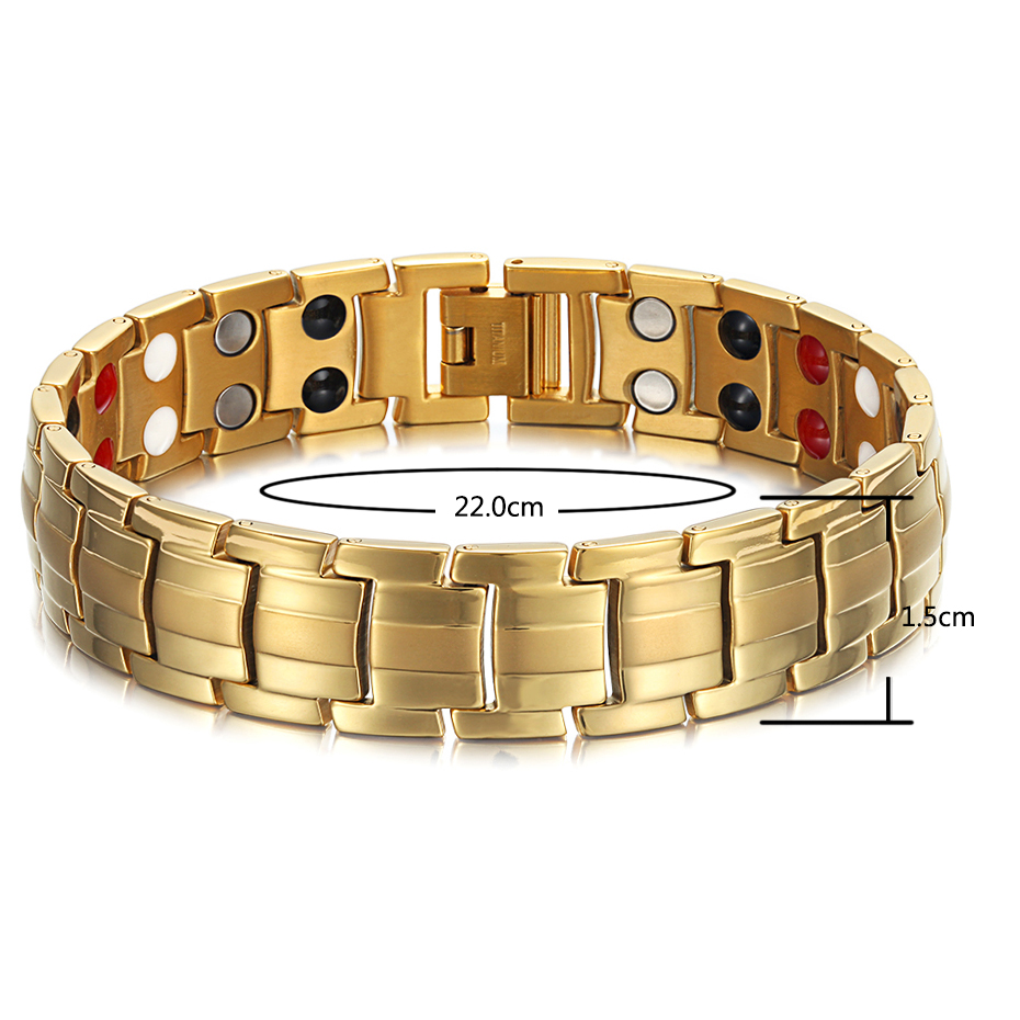 HTB1vxxEfVooBKNjSZFPq6xa2XXap - Rainso Powerful High Gauss Magnetic Therapy Bracelet for Pain