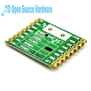 Image 4 - RFM69HW 868Mhz Transceiver Module High Integrated HopeRF Wireless 868S2 Module SPI 1.8 3.6V DC 0 800M Distance