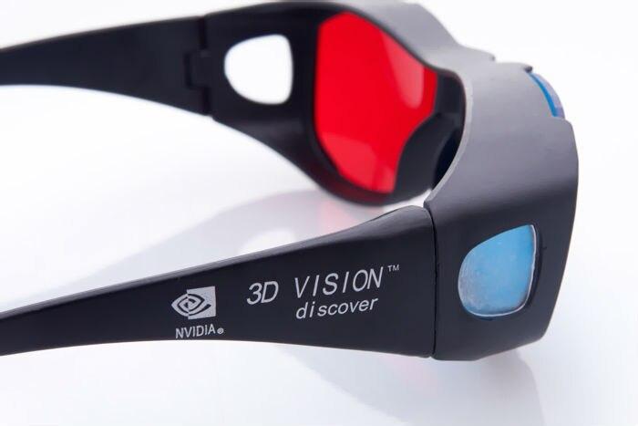 ANEWKODI 2016 <font><b>NEW</b></font> Fashion Universal type 3D <font><b>glasses</b></font>/Red Blue Cyan 3D <font><b>glasses</b></font> <font><b>Anaglyph</b></font> 3D <font><b>Plastic</b></font> <font><b>glasses</b></font>