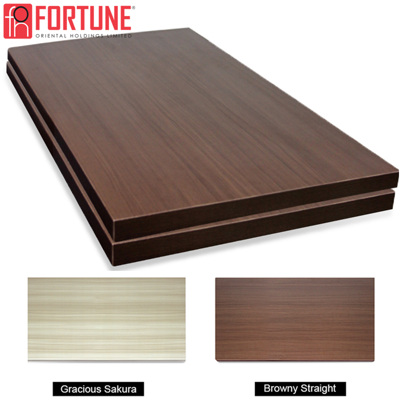 24x42 Inch Restaurant Table Top Furniture Countertop 2 Pieces Wood Table Top Wholesale New Brand Table Top Applicable Restaurant
