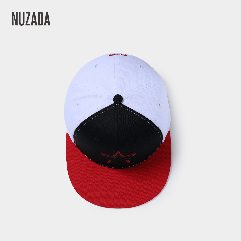 NUZADA Brand Original Design Color Men Women Baseball Cap Hat Fashion Trends Snapback Caps Bone High Quality Cotton Embroidery
