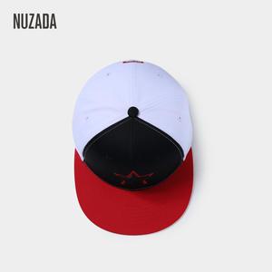 more photos 6d96f cade9 NUZADA Baseball Cap Hat Snapback Bone Cotton Embroidery