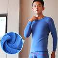 Men 's underwear wholesale thermal underwear sets thickening plus velvet autumn clothing Qiuku suit autumn and winter H861