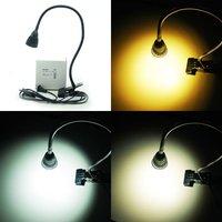 Led Desk Lamp 220v 110v LED Reading Book Light Eye Protecting Light Of Head Reading Lamp