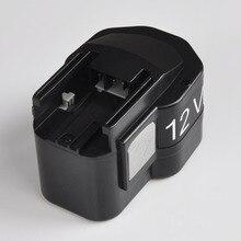 Новый 12 В Перезаряжаемые Ni-MH аккумулятор 3Ah для AEG Милуоки электродрель B12 BX12 BXS12 BXL12 MX12 MXS12 MXS12